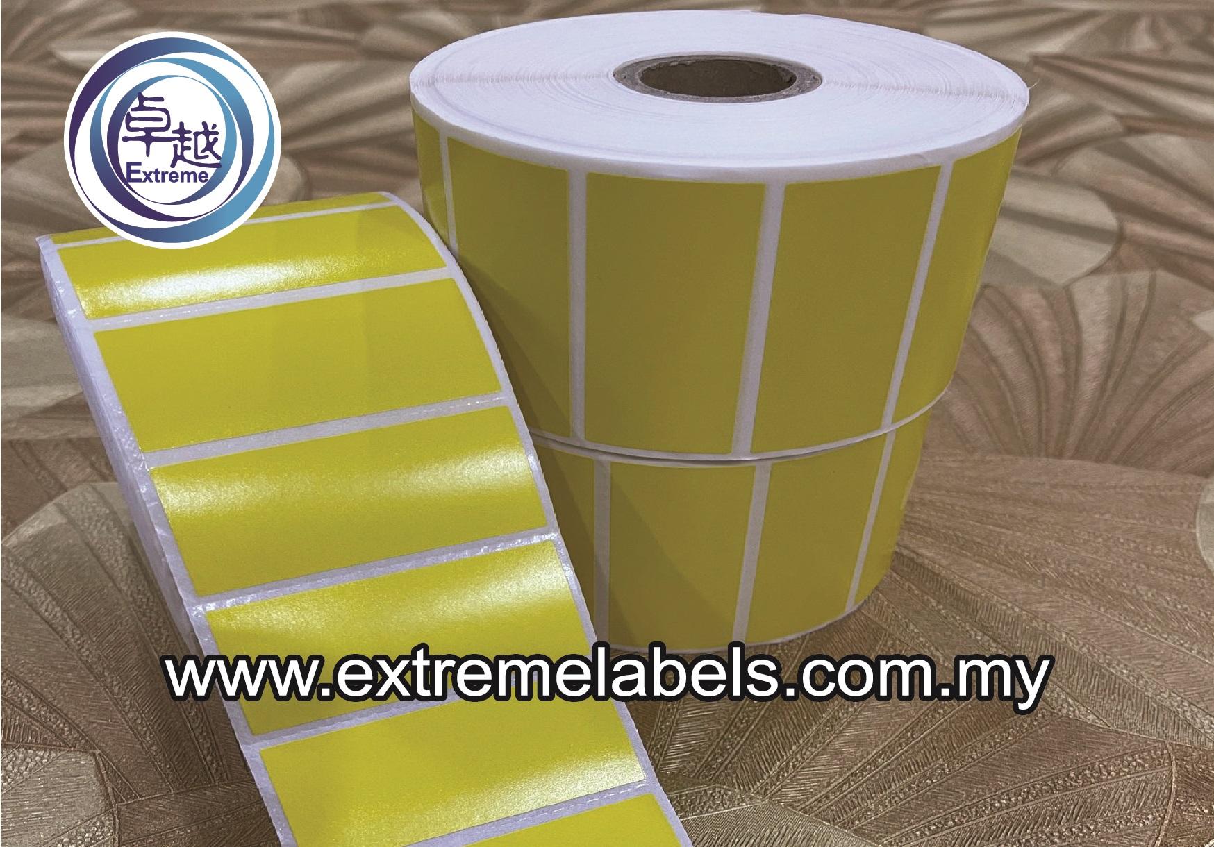 Blank & Color Sticker